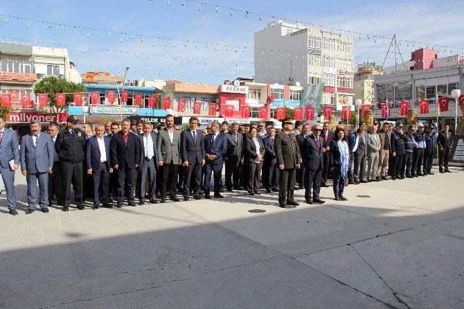 Atatürk'ün Serik'e Gelişinin 86. Yıldönümü Kutlamaları
