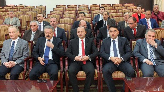 Nevşehir Su Yönetimi Koordinasyon Kurulu toplantısı yapıldı