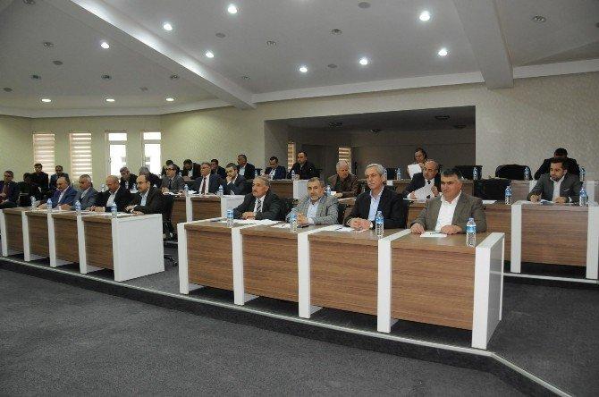 Niğde Belediye Meclisi 2016 Yılı Mart Ayı Toplantısını Yaptı