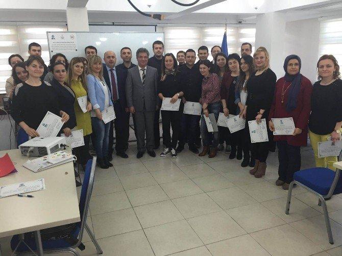 Halk Sağlığı Müdürlüğü Proje Döngüsü Yönetimi Eğitimi