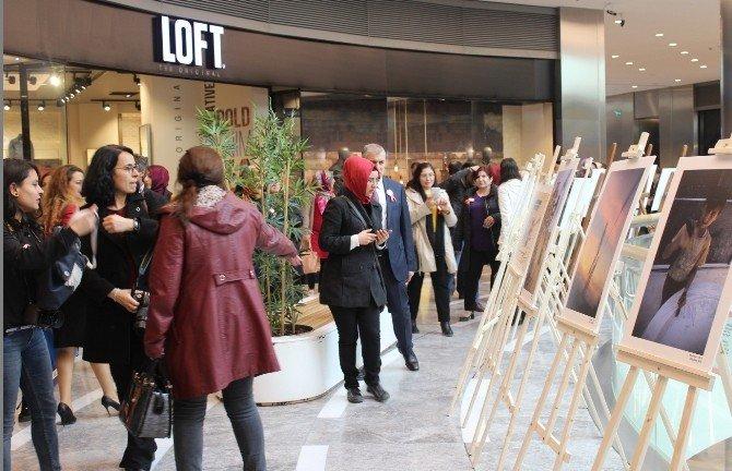 Kadın Gözüyle Çekilen Fotoğraflar Park Afyon AVM'de Sergileniyor