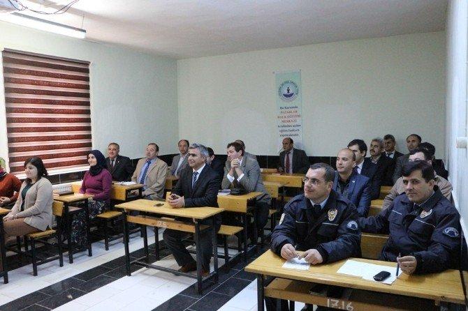Harcama Birimleri Personeline Kbs Eğitimi Verildi