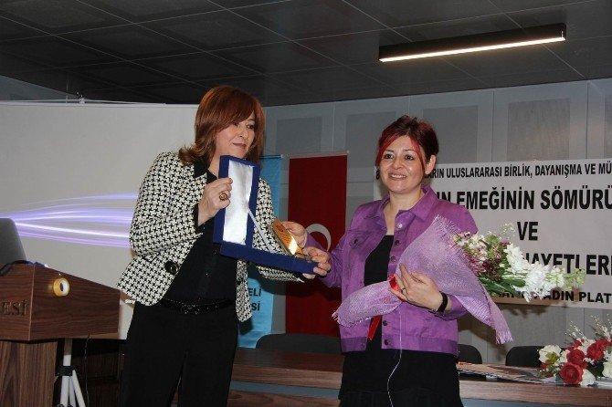Kırklaeli'nde Dünya Kadınlar Günü Etkinlikleri