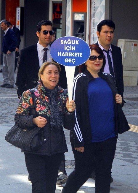 Dünya Kadınlar Günü Yürüyüşü