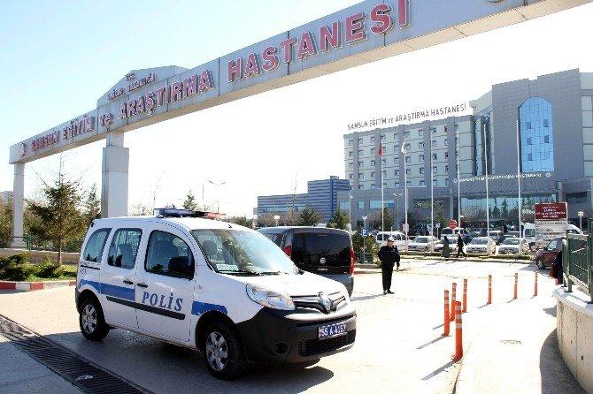 Hastane Kantinine Silahlı Saldırı: 2 Yaralı