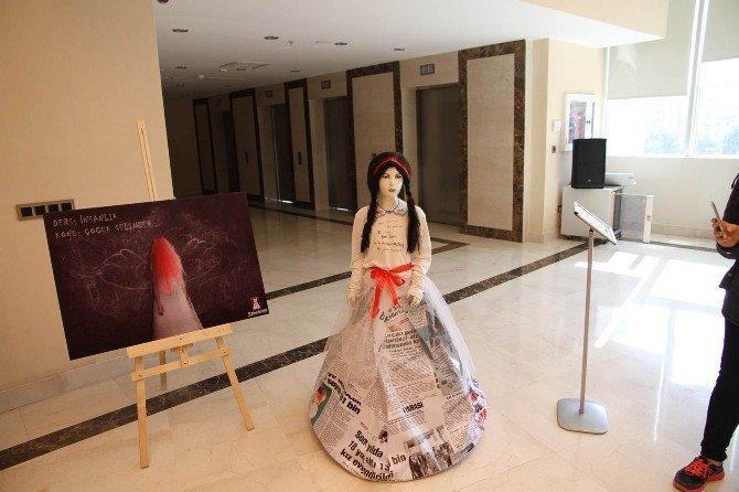 Şanlıurfa'da Çocuk Gelinler Paneli Düzenlendi