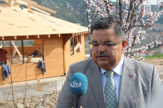 Başkan Yağcı, Hayata Geçireceği Projelerini Anlattı