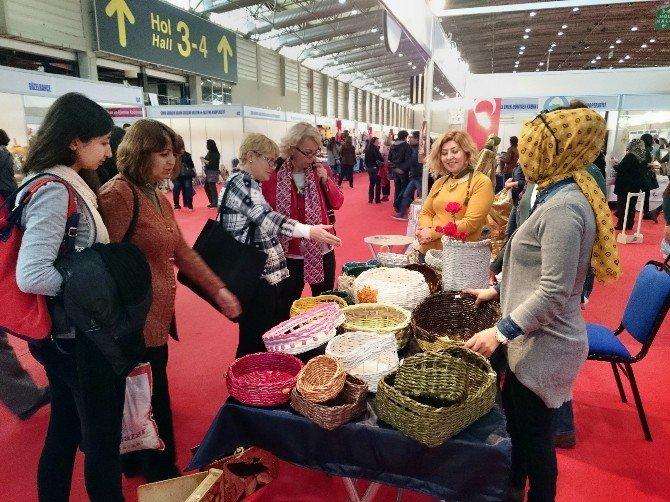 Sökeli Kadınlar İzmir Fuarı'dan Göz Doldurdu