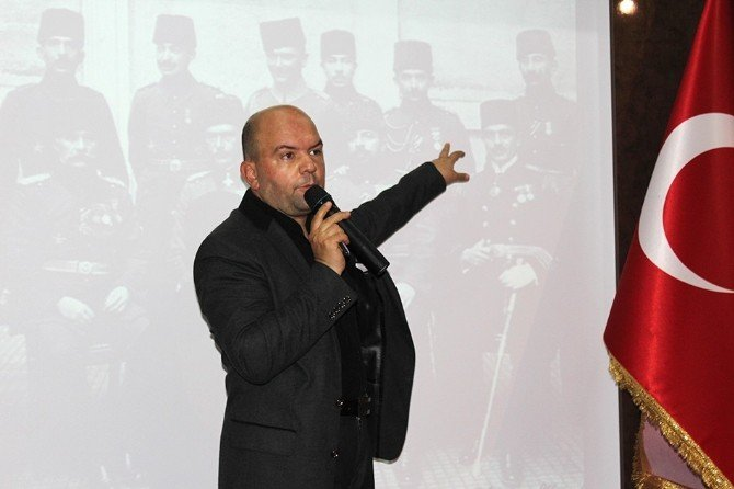 """Talha Uğurluel: """"1. Dünya Savaşı'nı Kaybetmedik"""""""