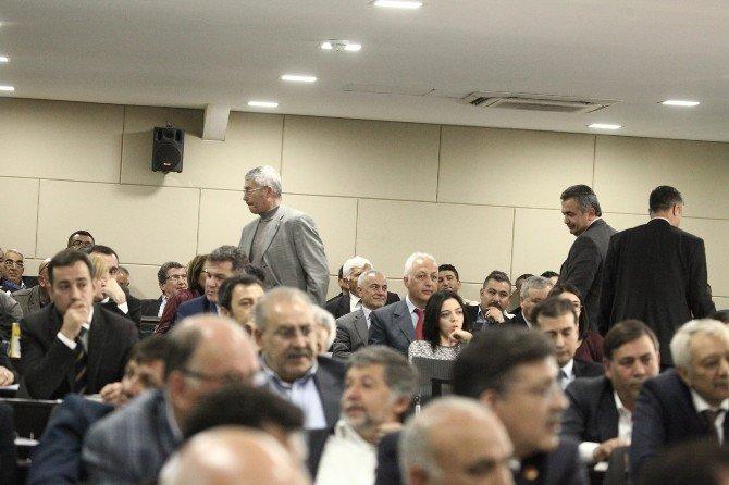 Meclis'te Yüksek Tansiyon