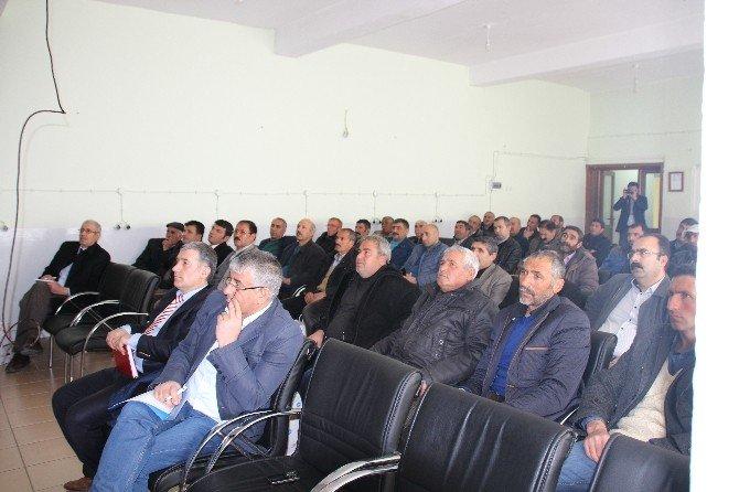 Varto'da Ipard-ıı Tanıtım Toplantısı