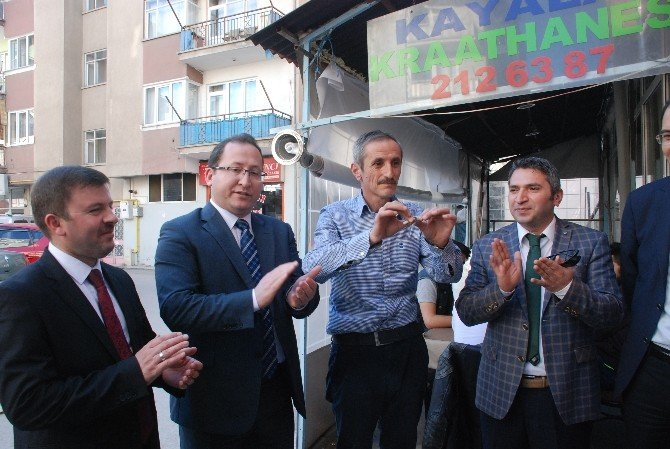 Tokat'ta Sigara Kullanımı İle Etkin Mücadele Çalışması Başlatıldı