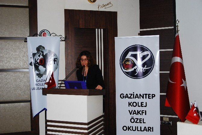 Gençliğin Kalbi Gaziantep Kolej Vakfında Attı