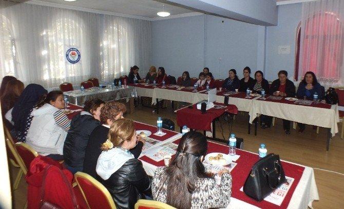 Ulukışla Eğitim Bir Sen'den Dünya Kadınlar Günü Etkinliği