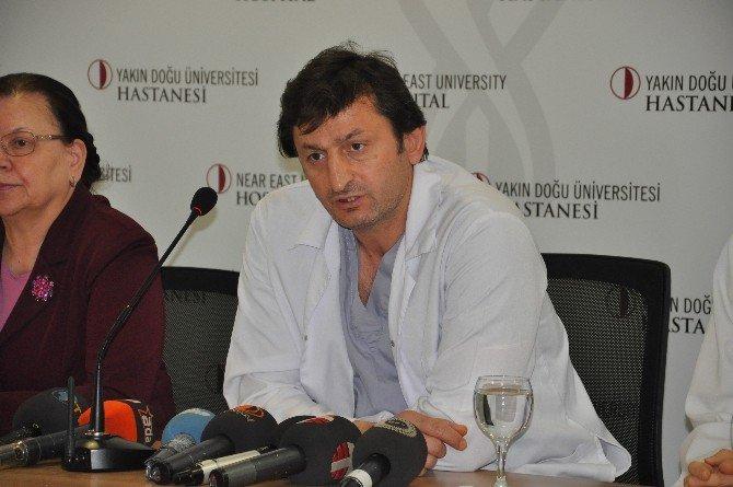 KKTC'li Bakanın 4 Damarına By-pass Yapıldı