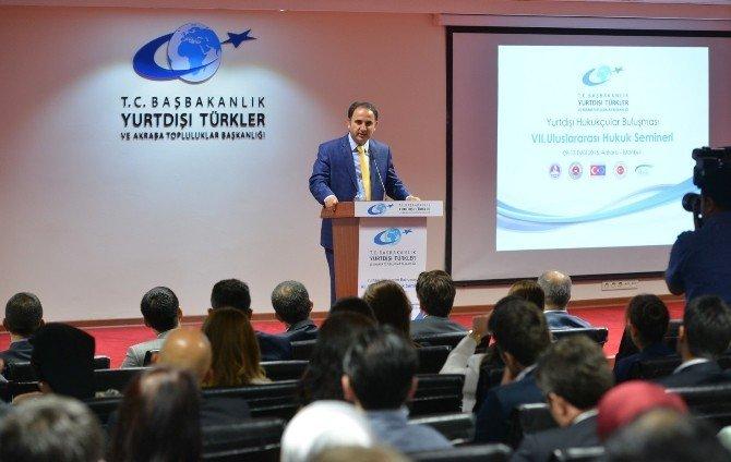 Yurt Dışındaki Hukukçular 5'inci Kez Türkiye'de Buluşuyor
