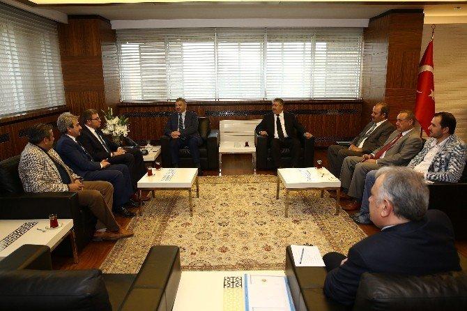 Başkan Çelik, Belediyenin Yeni Vizyonunu Açıkladı: