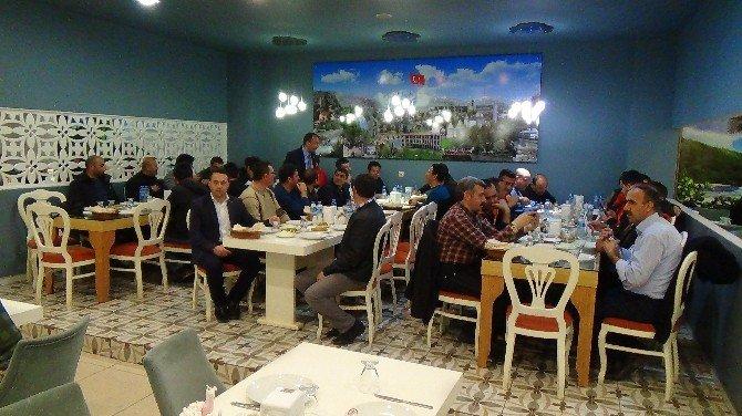 AFAD Çalışanları Yemekte Buluştu