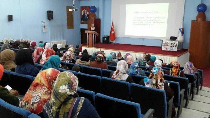 Ağrı'da Bilgilendirme Toplantısı