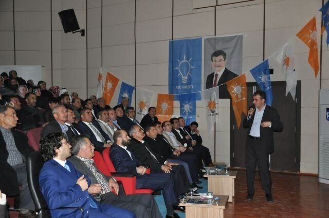 AK Parti Patnos İlçe Danışma Meclis Toplantısı