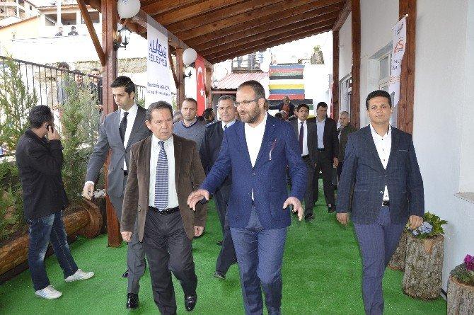 Aladağ Belediyesi'nden Gençlik Gelişim Evi