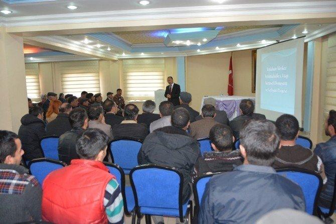 Başkan Köksoy Kentsel Dönüşüm Projesini Anlattı