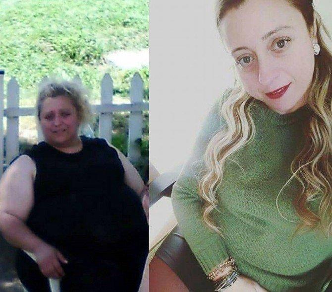 Bir Yılda 70 Kilo Verdi, Hayatı Değişti