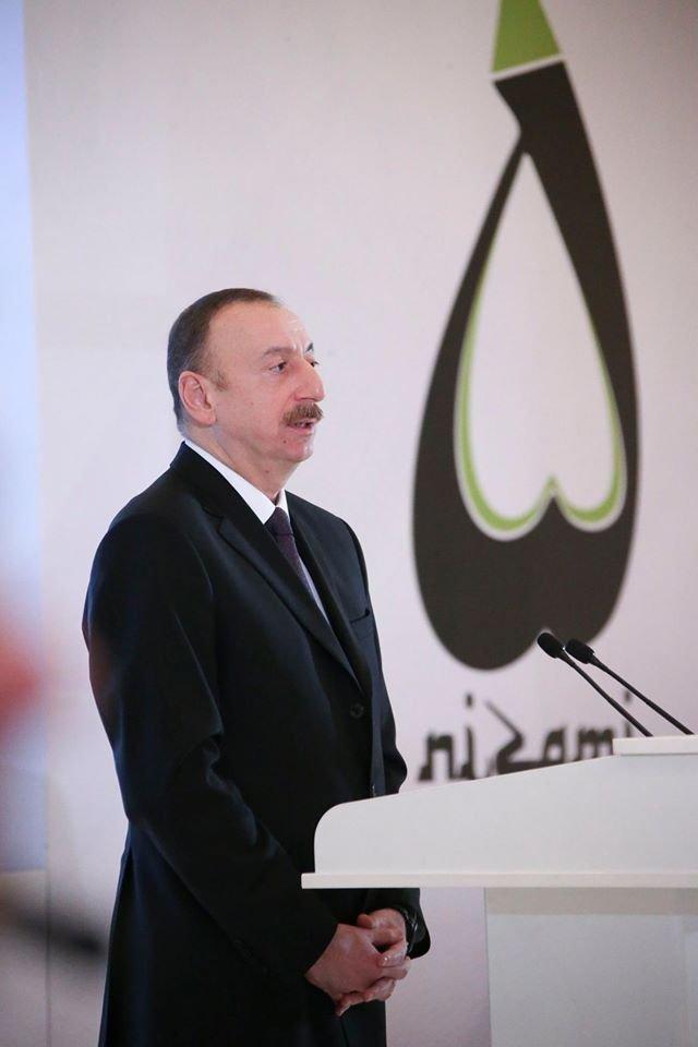 Aliyev: Mülteci krizi bütün dünyanın ortak sorunu