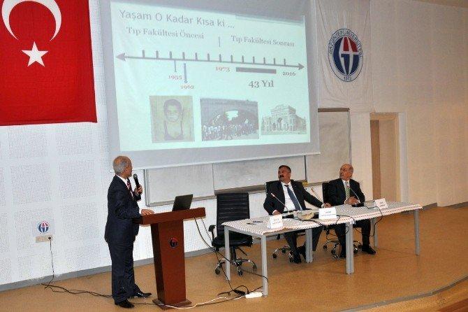 GAÜN İslahiye İibf'de Konferans