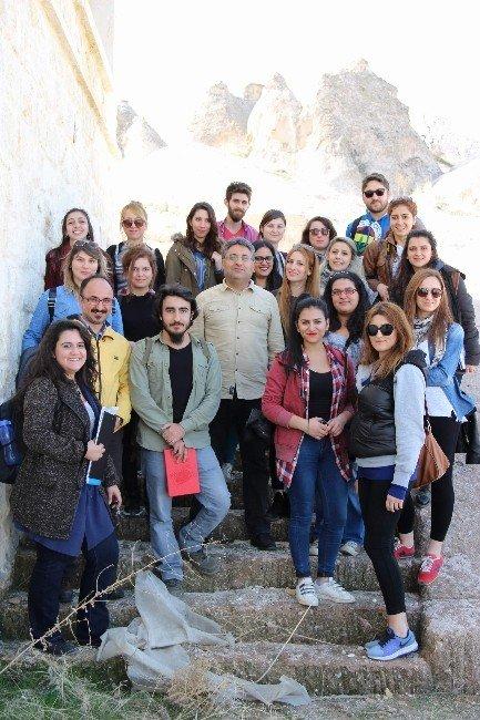 Geleceğin Peyzaj Mimarları Kapadokya'da Buluştu