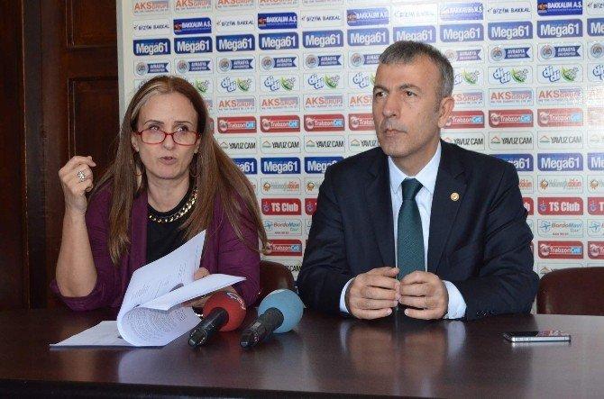 Trabzonlu Yeni Yapılacak Şehir Hastanesi'nin Şehir Merkezinde Olmasını İstiyor