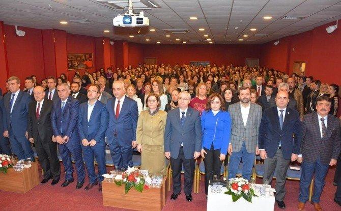 Başkan Özkan'a 'Farkındalık Ödülü'