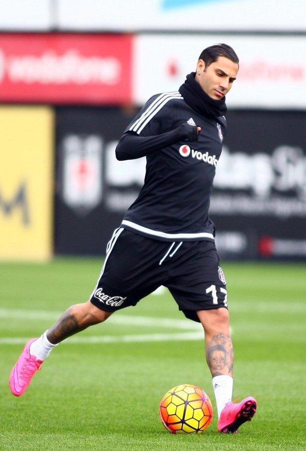 Beşiktaş, Çaykur Rizespor maçının taktiğini çalıştı