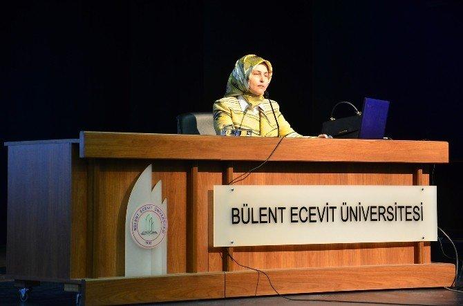 BEÜ'de Kadına Şiddeti Konuştular