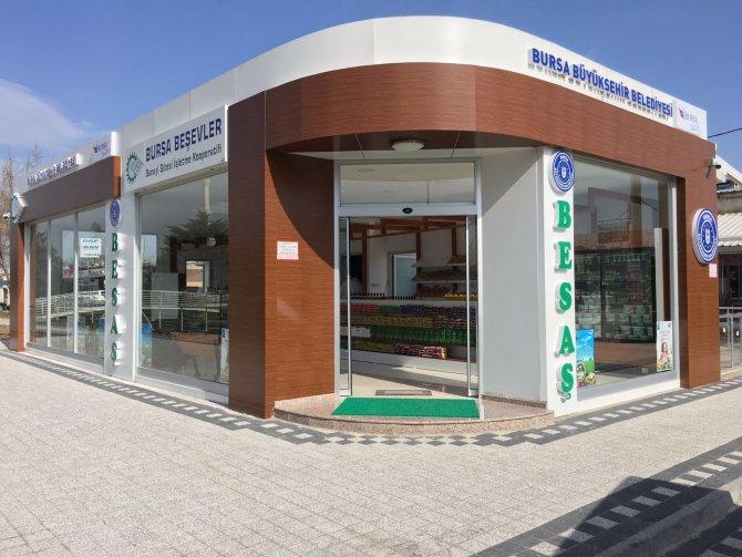 BESAŞ'ta satış noktaları yenileniyor