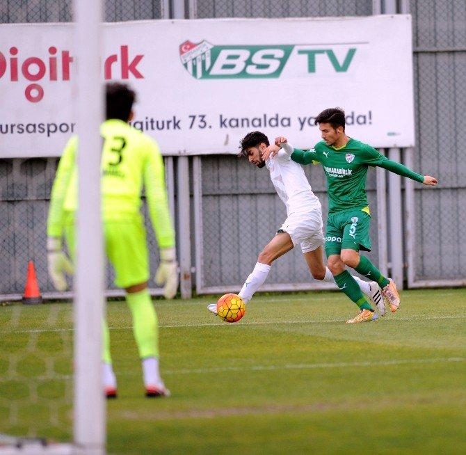 Bursaspor'dan Antalyaspor Provası