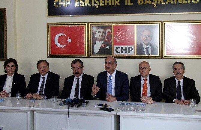 CHP'li Başkan Yardımcısı Bingöl'den Yeni Anayasa Açıklaması