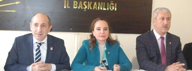 """CHP'li Cankurtaran: """"Patronlu Başkanlık Sistemine Hayır Diyeceğiz"""""""