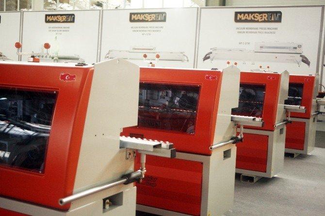 Çukurova Ahşap İşleme Makinaları, Mobilya Yan Sanayi Ve Metal İşleme Teknolojileri Fuarları Açıldı