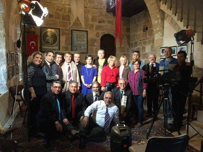 Çgc Türk Halk Müziği Korosu TRT'de