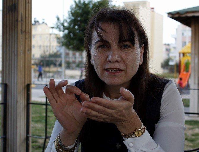 Eşinin Yaktığı Kadına Cumhurbaşkanı Sahip Çıktı