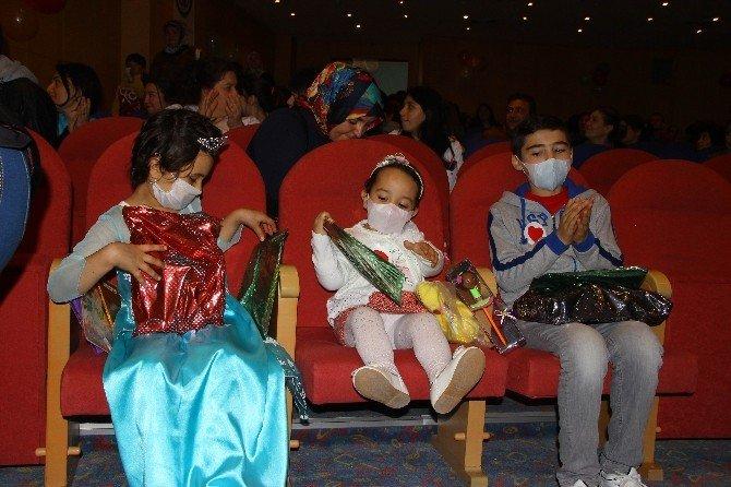 Hasta Çocuklara Umut Oldular