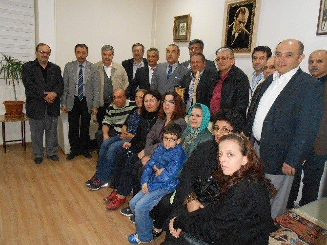 Eskişehirli Halk Ozanı Fakı Edeer'den Türkav'da Konser