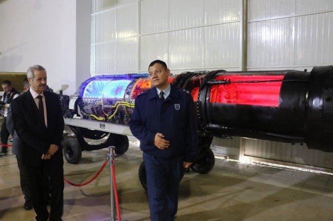 Suriyeli Kozmonot, Hava Harp Okulu Ve İstanbul Havacılık Müzesi'ni Ziyaret Etti