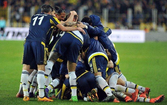 Fenerbahçe Portekiz'e Avantajlı Gidiyor