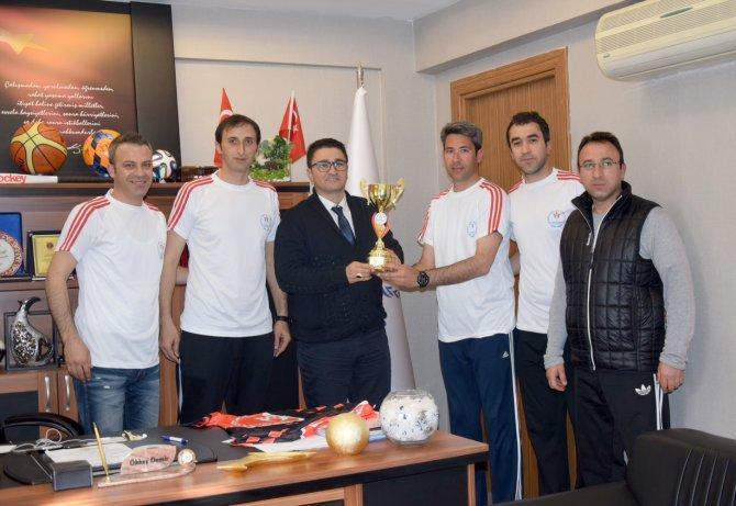 Gaziantep Gençlik ve Spor Kulübü Voleybol Erkek Takımı 3. Lig'de