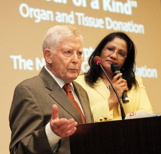 Organ Bağışının Dünyadaki Simge İsmi Reginald Green Hem Ağladı Hem Ağlattı