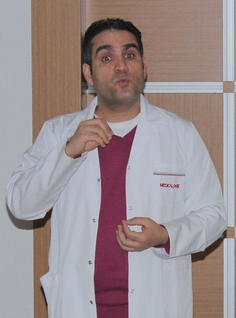 Elazığ'da Kursiyerlere Sağlık Semineri Verildi