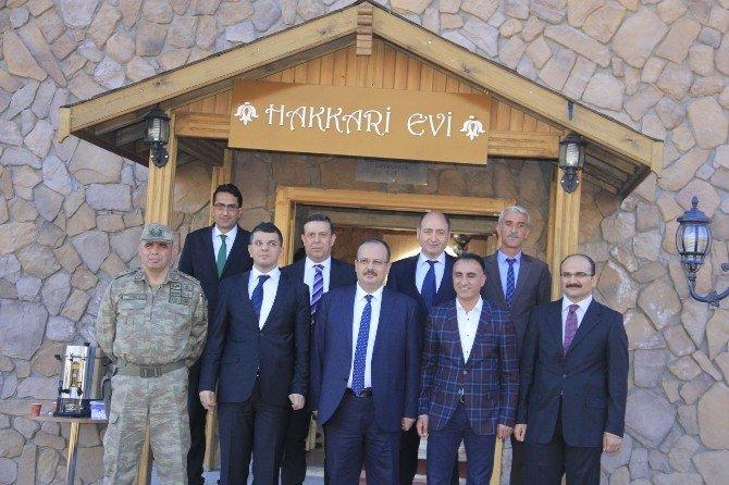 Bursa Büyükşehir Belediyesi'nden Hakkari'ye 1 Milyon 200 Bin Liralık Yatırım