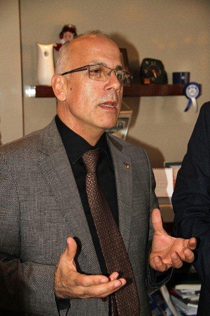 """Hopa Ticaret Ve Sanayi Odası Yönetim Kurulu Başkanı Akyürek: """"OSB'nin Bu Bölgeye Yapılması Ardahan İçin Bir İhanettir"""""""